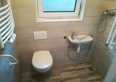 instalace wc